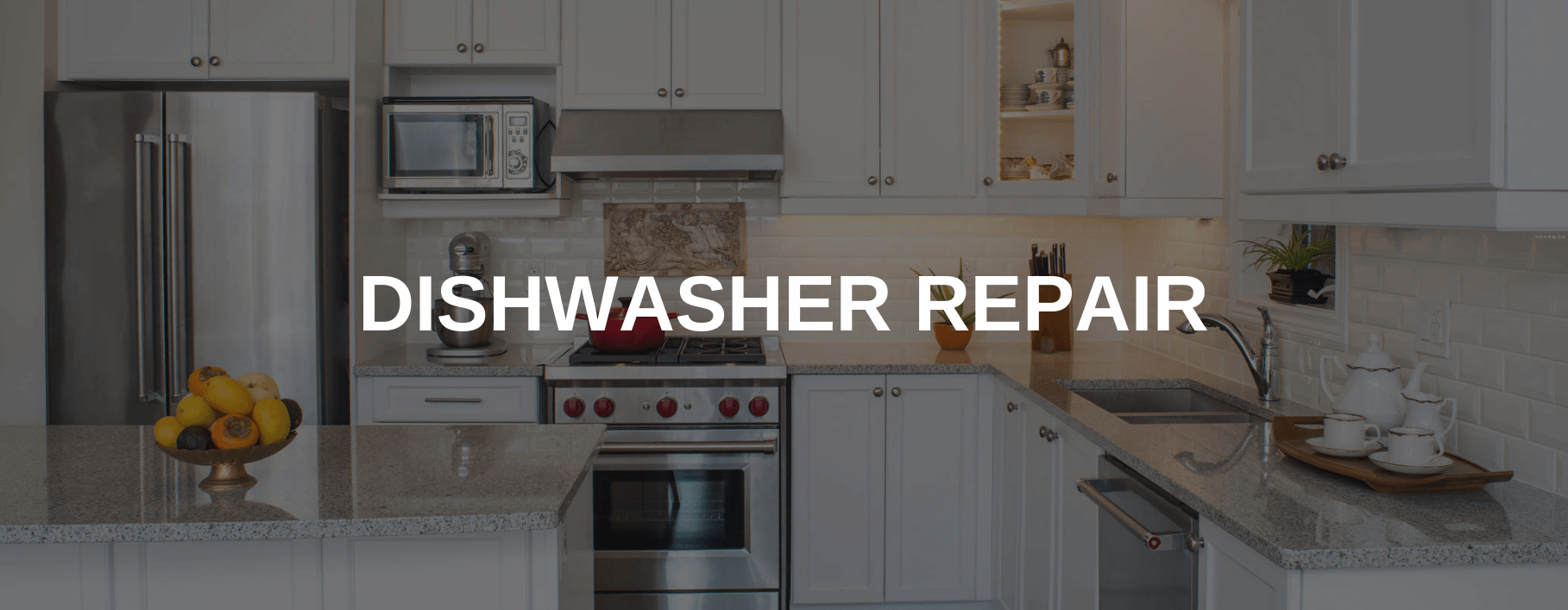 dishwasher repair seattle