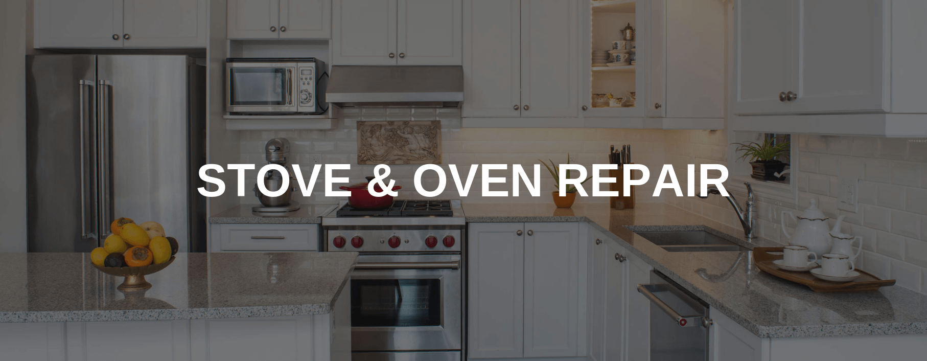 stove repair seattle